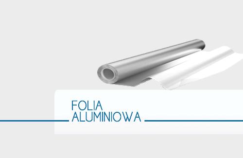 folia aluminiowa klik