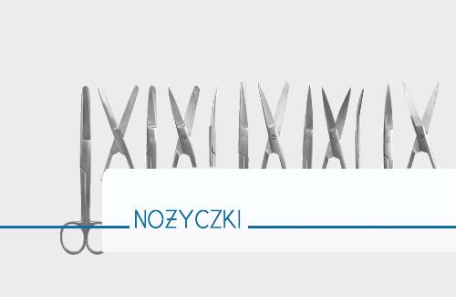 nożyczki klik